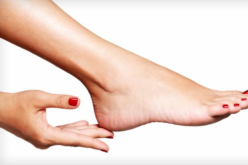 Foot waxing Glendale